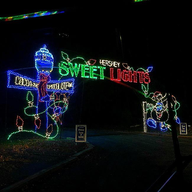 hersheypark christmas candylane