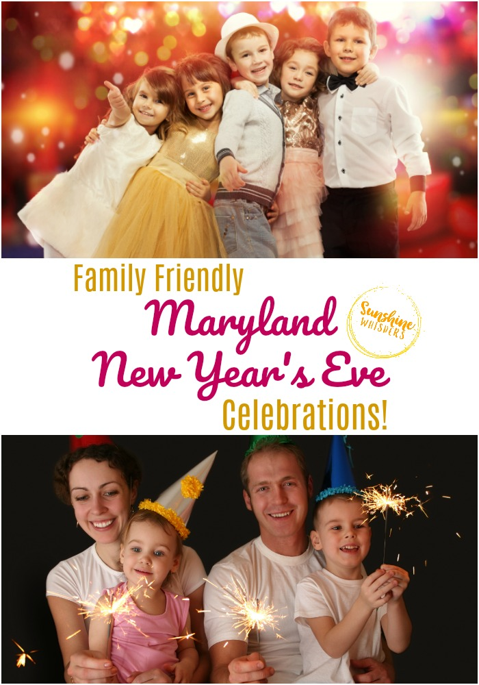family friendly maryland new years eve events