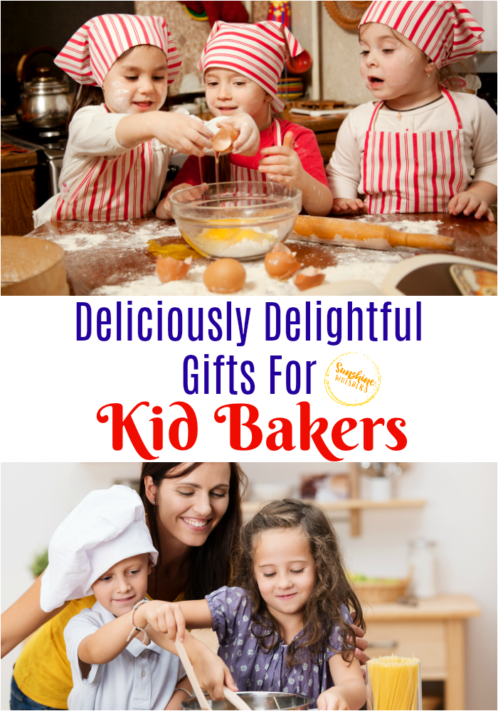 gifts for kid bakers