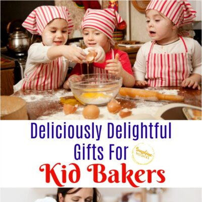 Deliciously Delightful Gifts for Kid Bakers