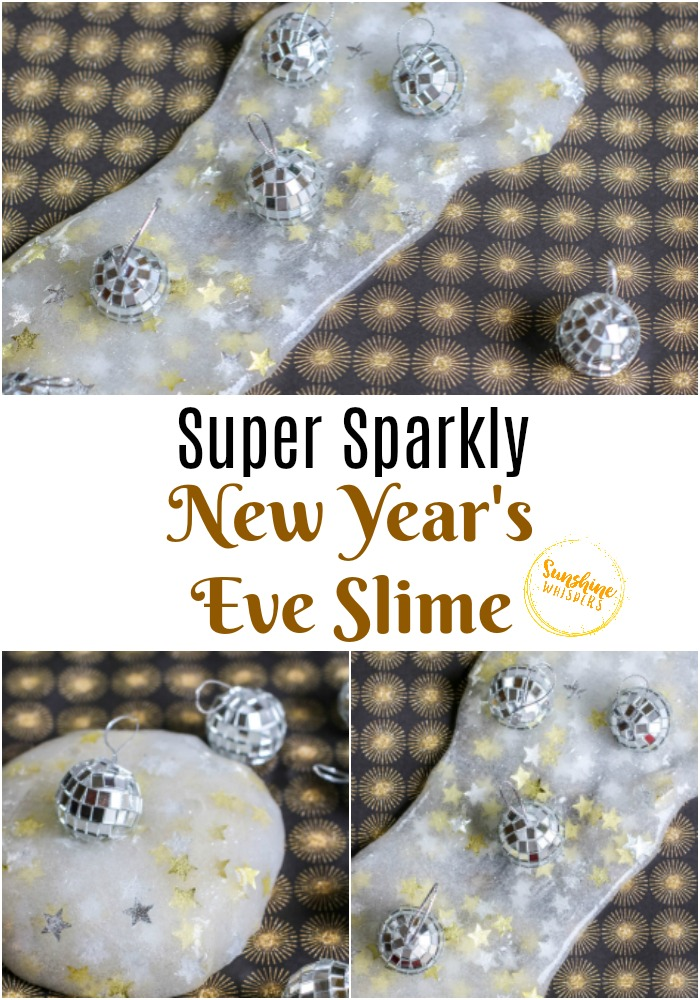 new year's eve slime