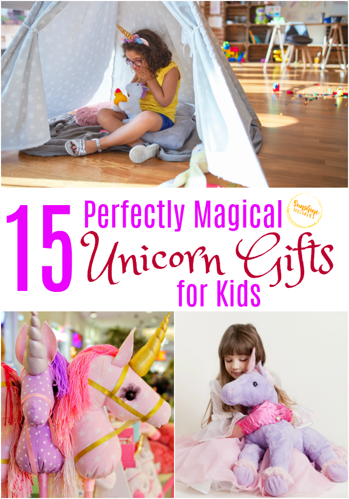 unicorn gifts for kids