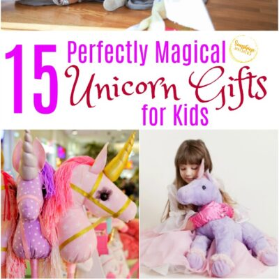 15 Perfectly Magical Unicorn Gifts For Kids