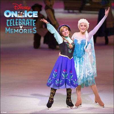 Disney On Ice- Celebrate Memories Ticket Details!