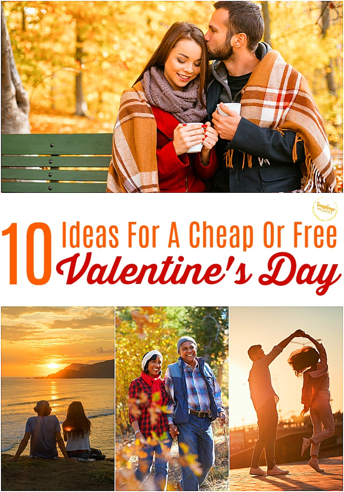 cheap or free valentines