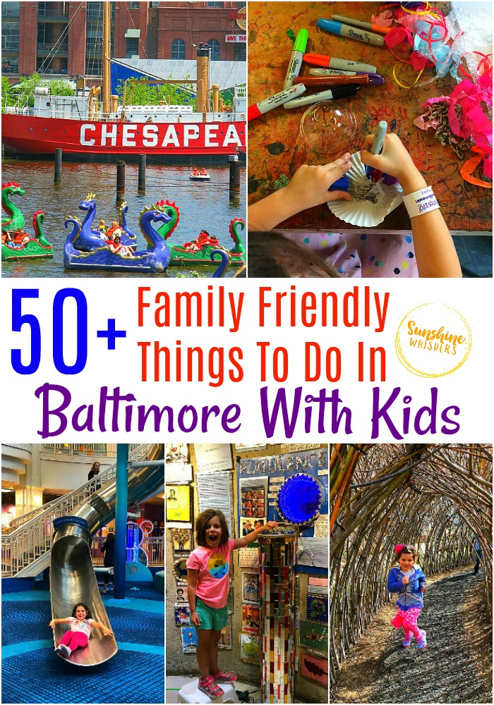 things to do in baltimore with kids
