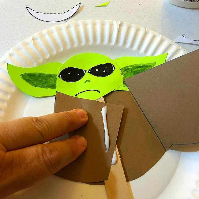 Baby Yoda Craft For Kids
