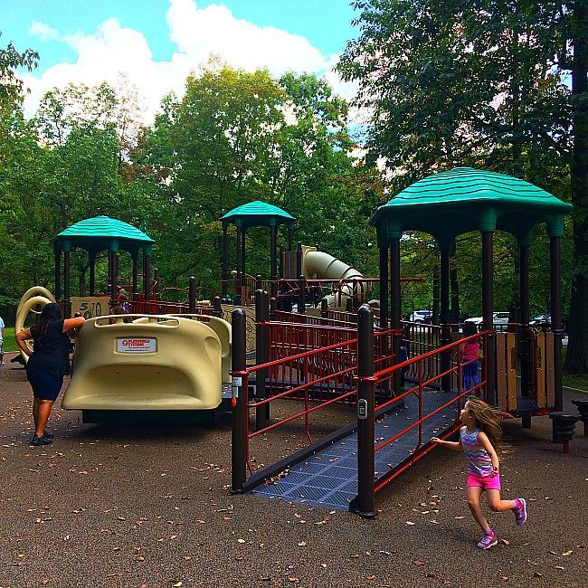 hollofield playground