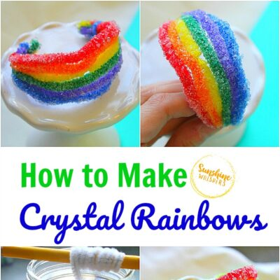 How To Make Crystal Rainbows