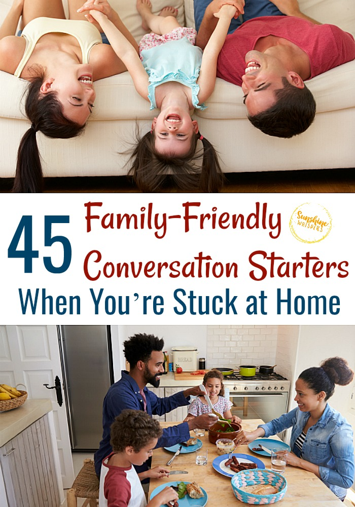 family friendly conversation starters