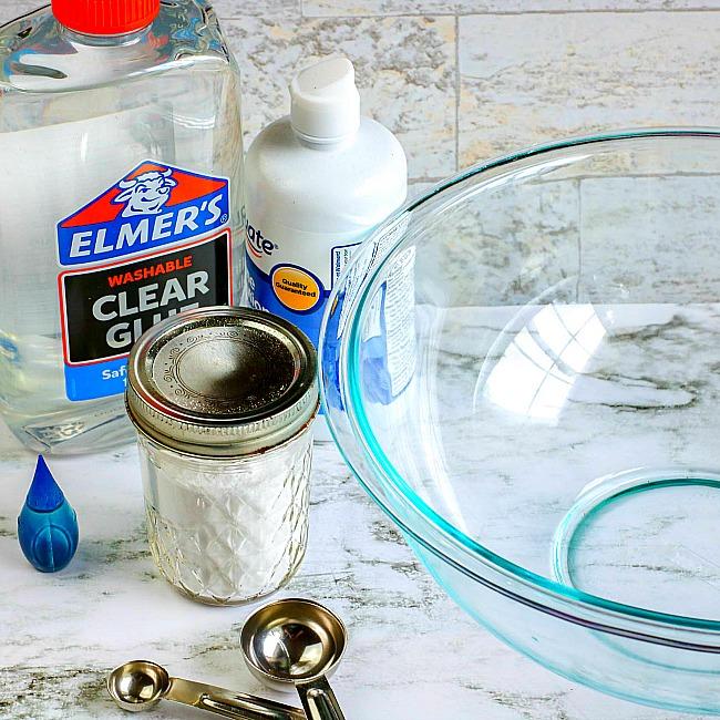How To Make Ocean Slime