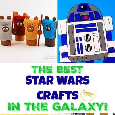 The Best Star Wars Crafts In the Galaxy!