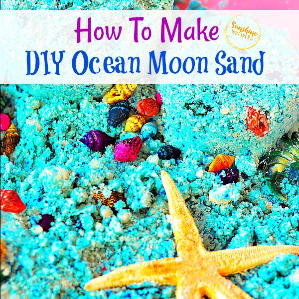 ocean moon sand