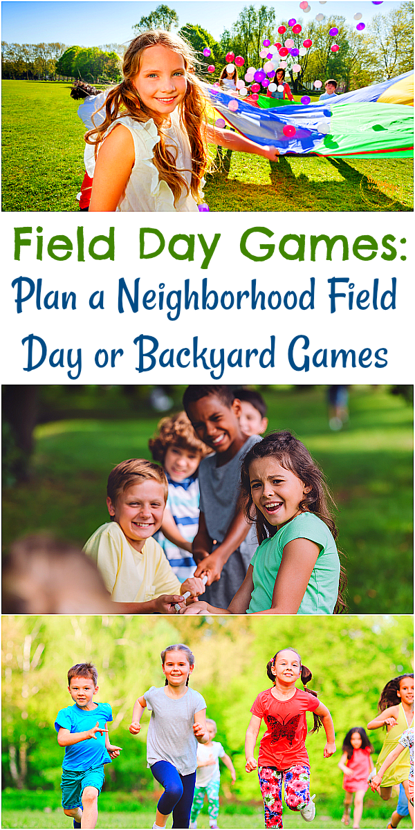 Field Day Games