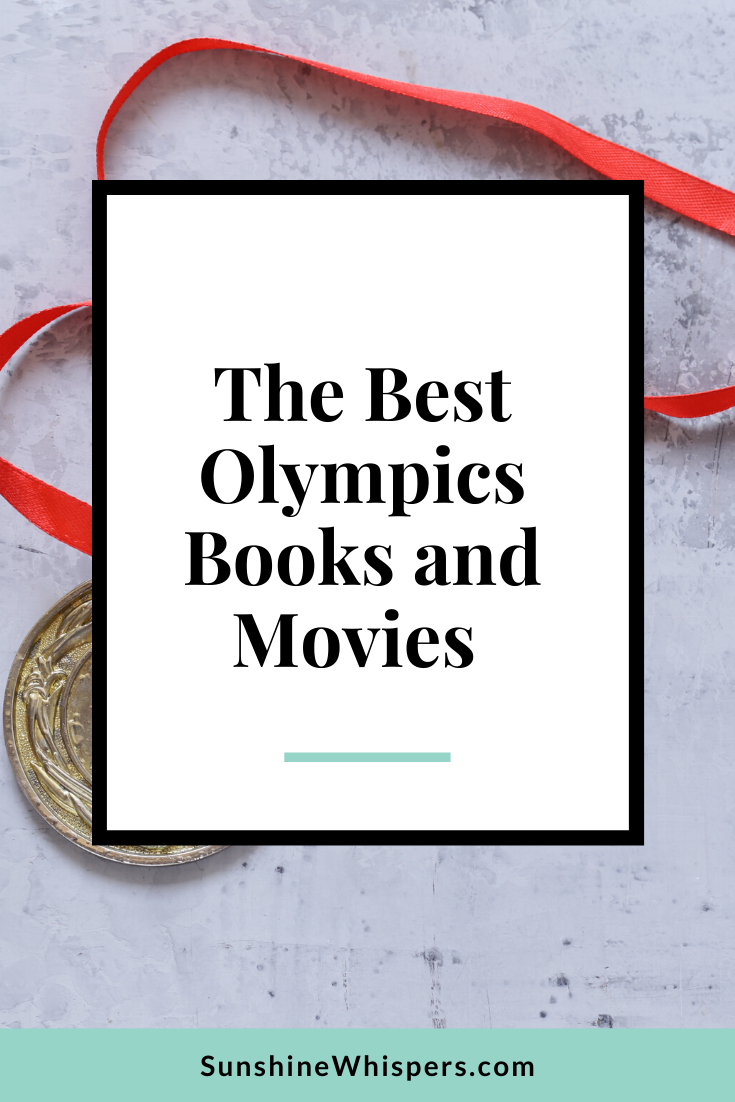 Olympics books and movies