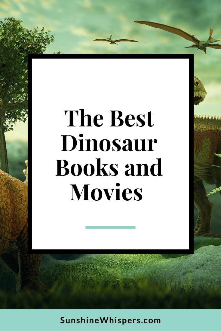 dinosaur books and movies for kids