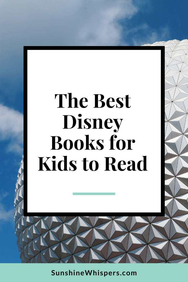 Disney books for kids to read