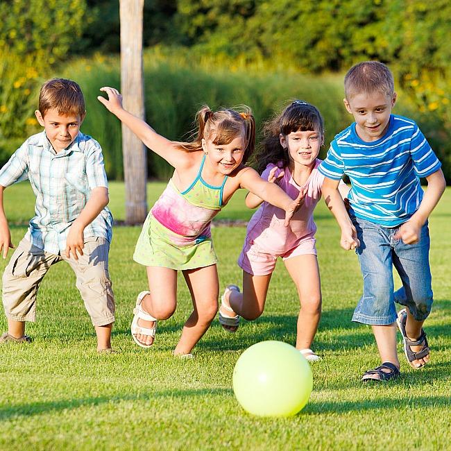 plan your own backyard olympics