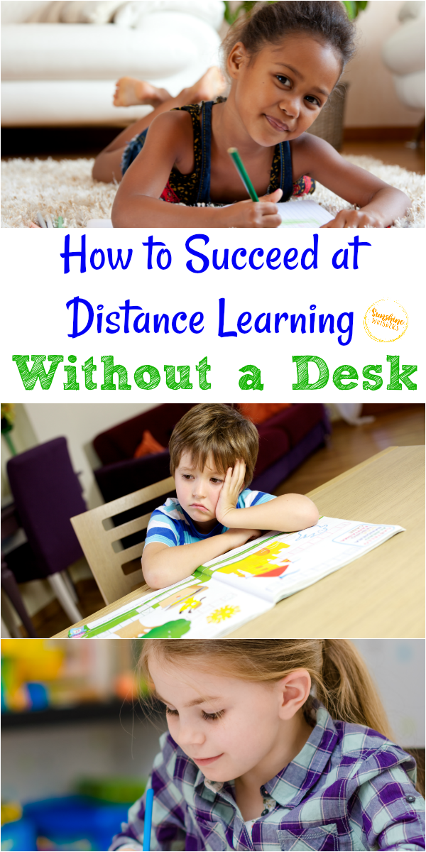 distance learning without a desk