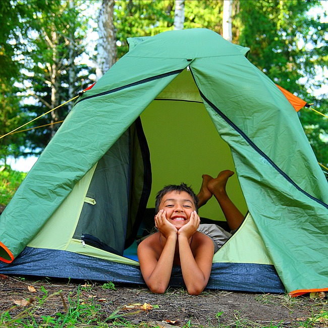 camping equipment that goes beyond the basics