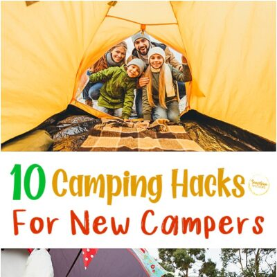 10 Camping Hacks for New Campers