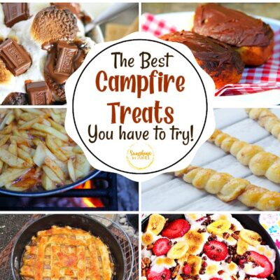 The Best Campfire Treats You Have To Try!