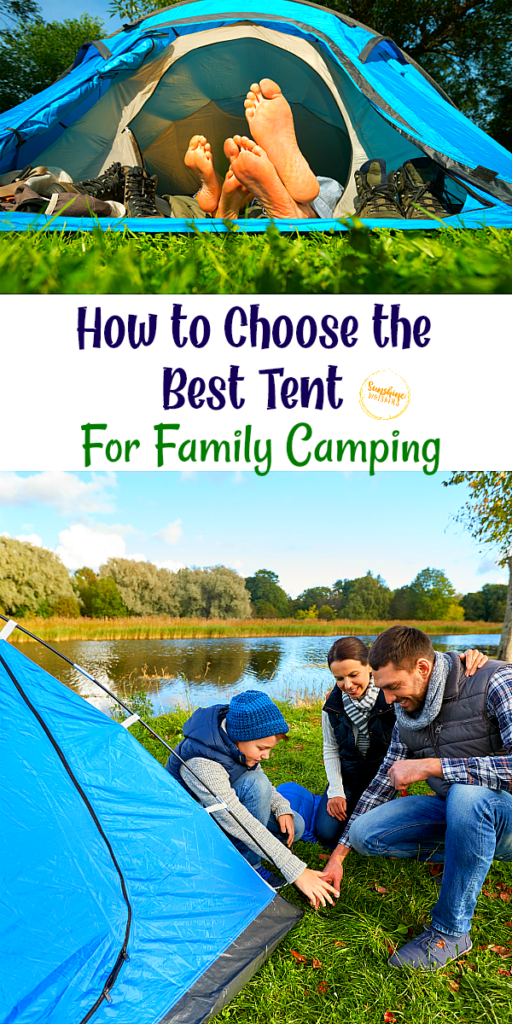 best tent for family camping
