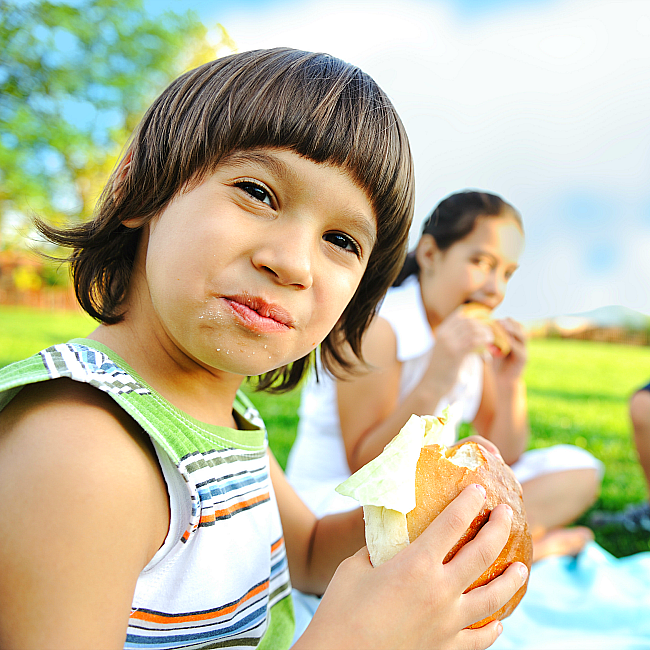 camping snacks your kids will love