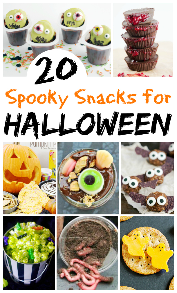 Spooky Snacks for Halloween