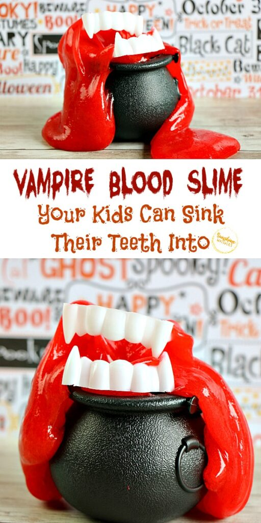 vampire blood slime