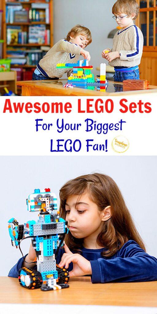 Awesome LEGO Sets