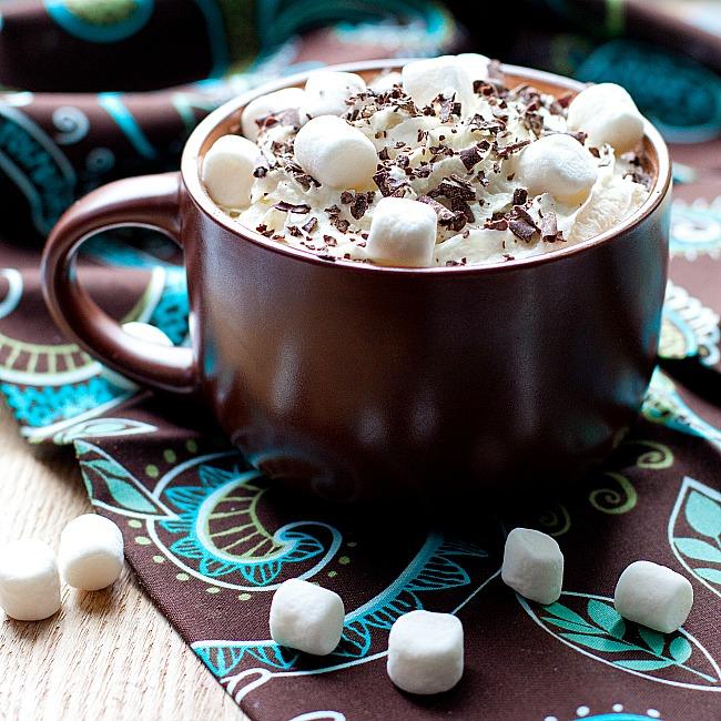 DIY Hot Chocolate Bar