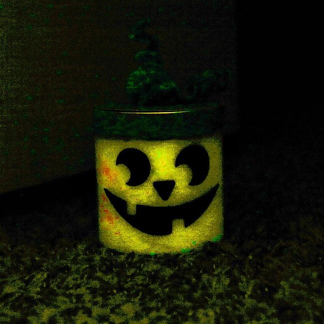 Jack O Lantern Slime