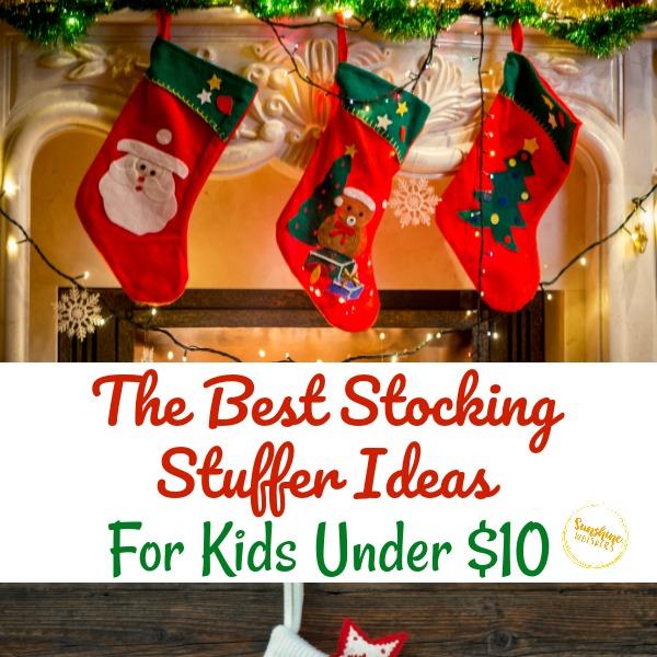 The Best Stocking Stuffer Ideas for Kids
