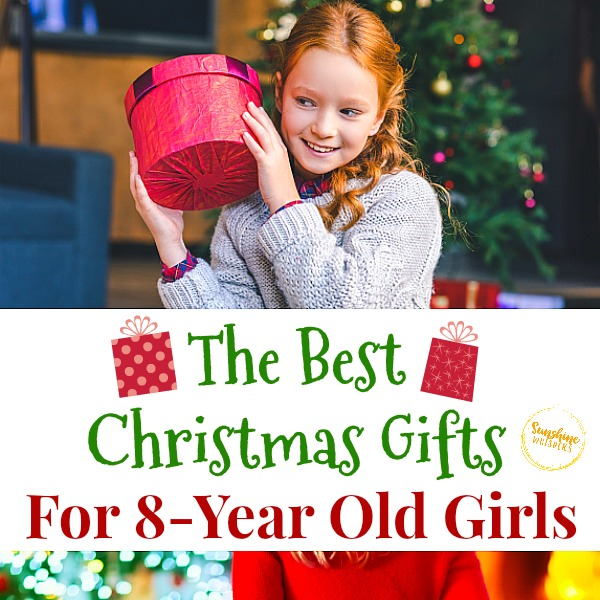 best christmas gifts for 8 year old girls