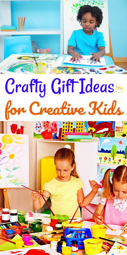 craft gifts for creative kids