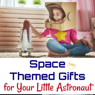 15 Space Themed Gifts for Your Little Astronaut