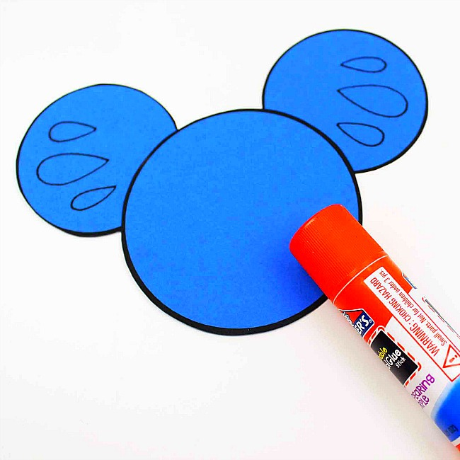 snow white mickey ears disney ornament craft