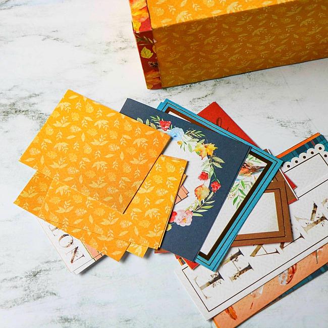 Gratitude Box Craft For Kids