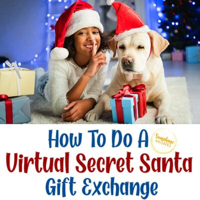 How to Do a Virtual Secret Santa Gift Exchange
