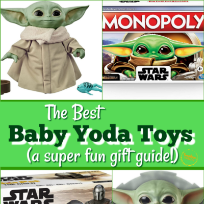The Best Baby Yoda Toys (Fun Gift Guide!)