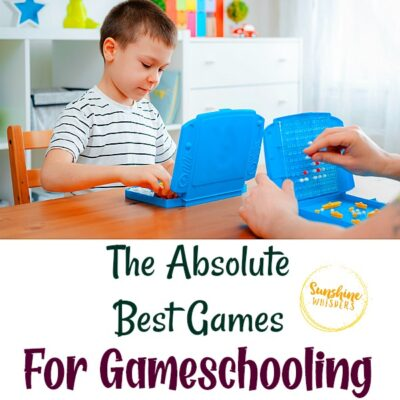 The Absolute Best Games for Gameschooling