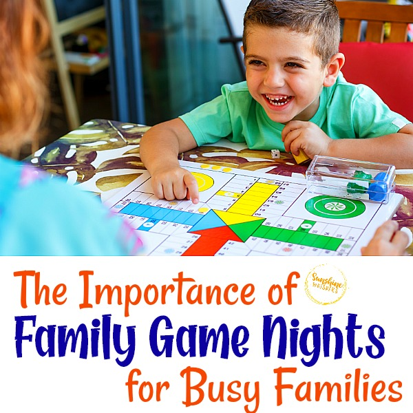 family game nights