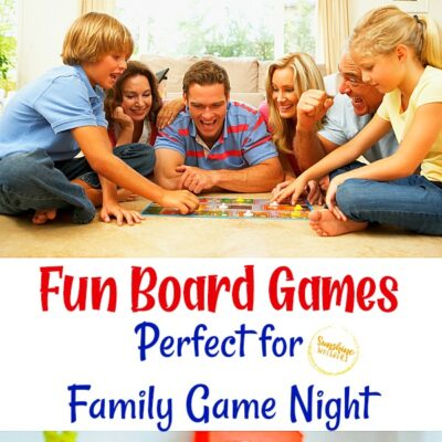 Fun Board Games Perfect for Family Game Night