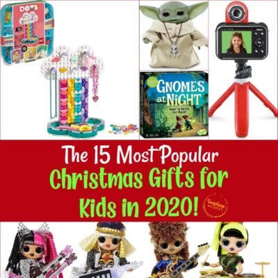 15 of the Most Popular Christmas Gifts for Kids in 2020