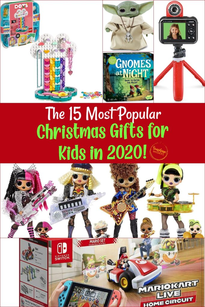 most popular christmas gifts for kids in 2020