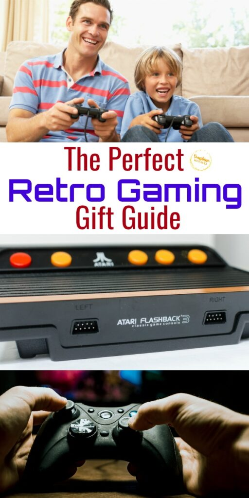 retro gaming gift guide