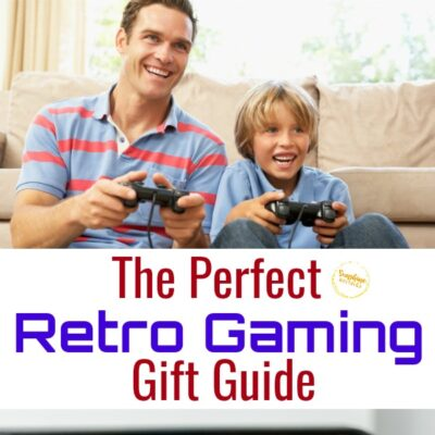 The Perfect Retro Gaming Gift Guide