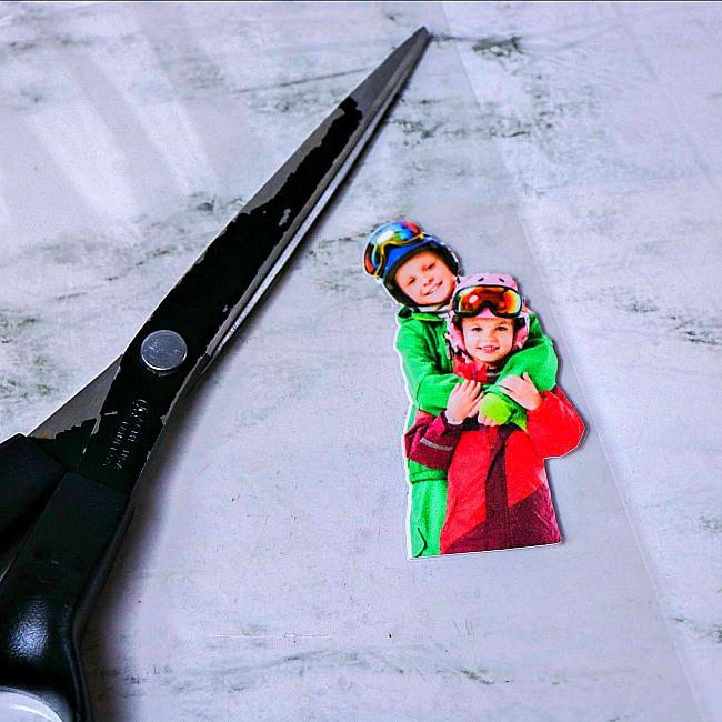 Photo Snow Globe Craft