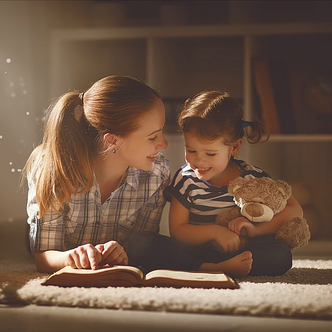 tell family stories